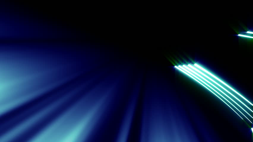 Shining lines flying over the background. Abstract background. | Shutterstock HD Video #595687