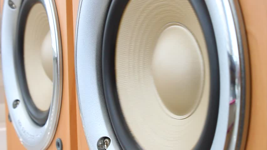 Compact stereo system | Shutterstock HD Video #5988557