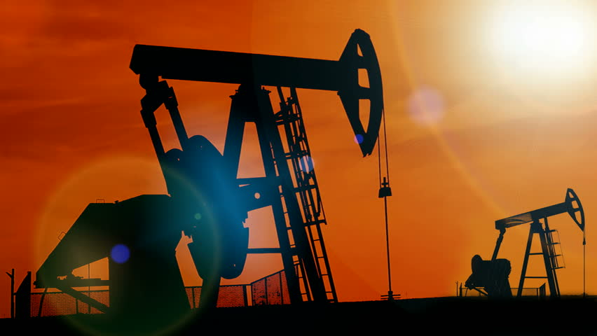Pump Jacks in the Sunset Stock Footage Video (100% Royalty-free) 5991107 |  Shutterstock