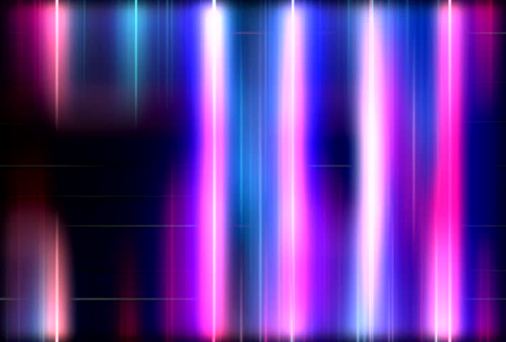 Alternating Beams of Pink and Blue. | Shutterstock HD Video #6010793
