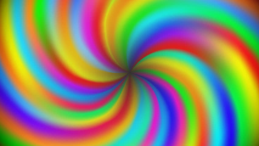 Backgrounds Hd Tie Dye Colorful Vortex Swirls Wallpaper: Abstract CGI Motion Graphics And Animated Background With