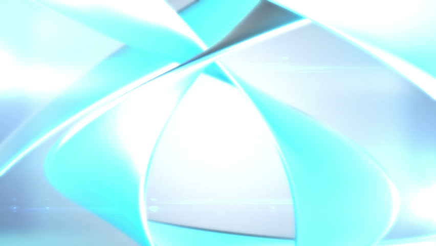 Abstract volume figure in a luminescence   Shutterstock HD Video #6124697
