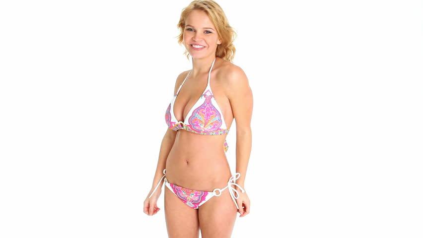 Bikini clip video