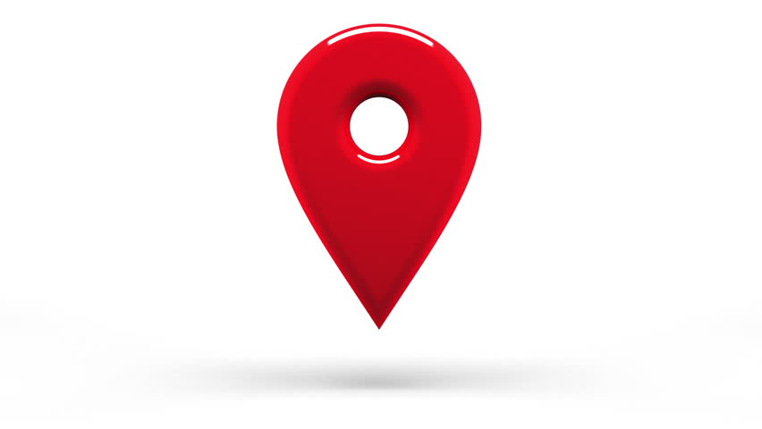 Location And Destination Icons Image