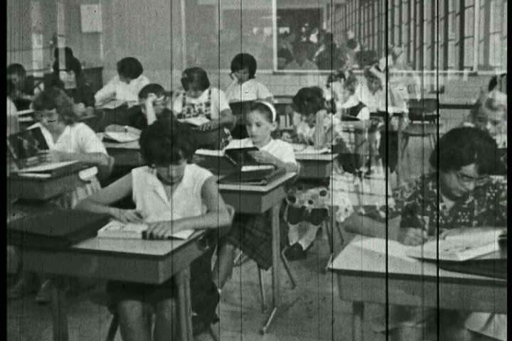 CIRCA 1950s - Junior high school will help prepare you for your future.