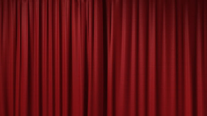 Opening Red Curtain With Spotlight Stock Footage Video 100 Royalty Free 653641 Shutterstock