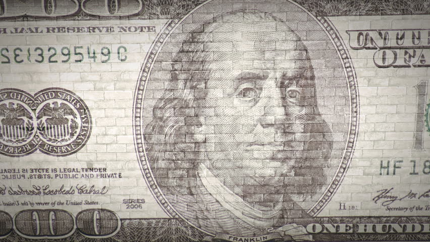 American Dollar Crash | Shutterstock HD Video #6574757