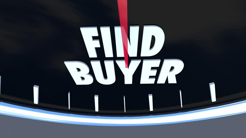 Sales Process Steps Speedometer Find Buyer Show Benefits Negotiate