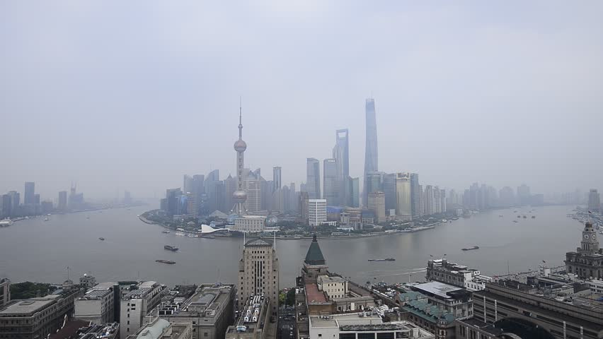 Shanghai | Shutterstock HD Video #7143937