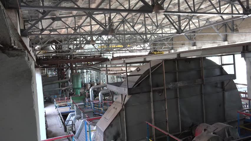 Virtual Tour Of A Sugar Factory