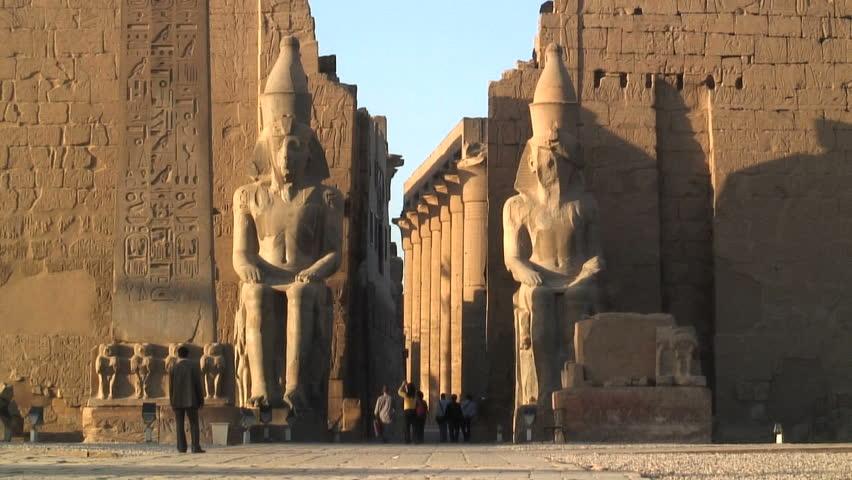 Temples of Karnak Luxor Egypt