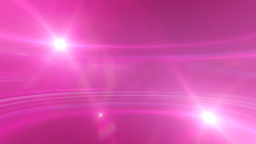 Hot Pink Background Of Light Streaks Abstract Motion ...