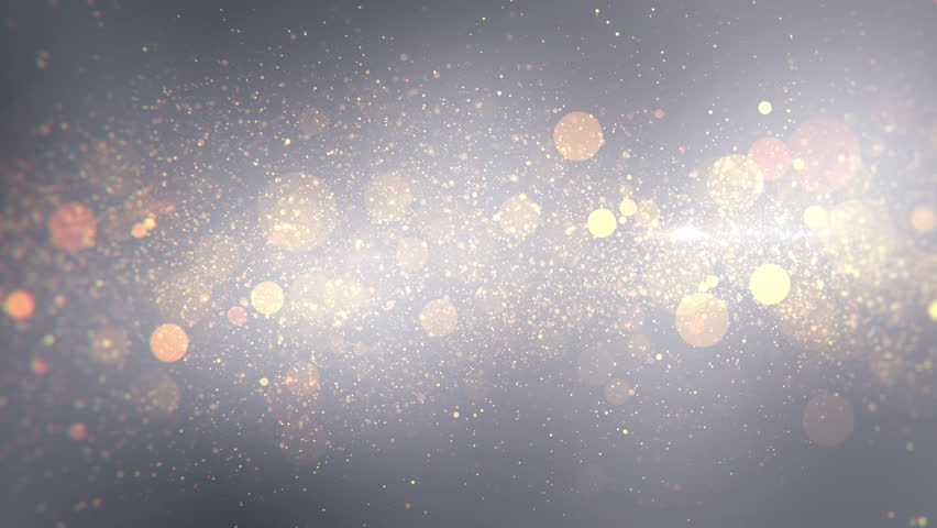 Floating shimmering particles on gradient background | Shutterstock HD Video #7718197
