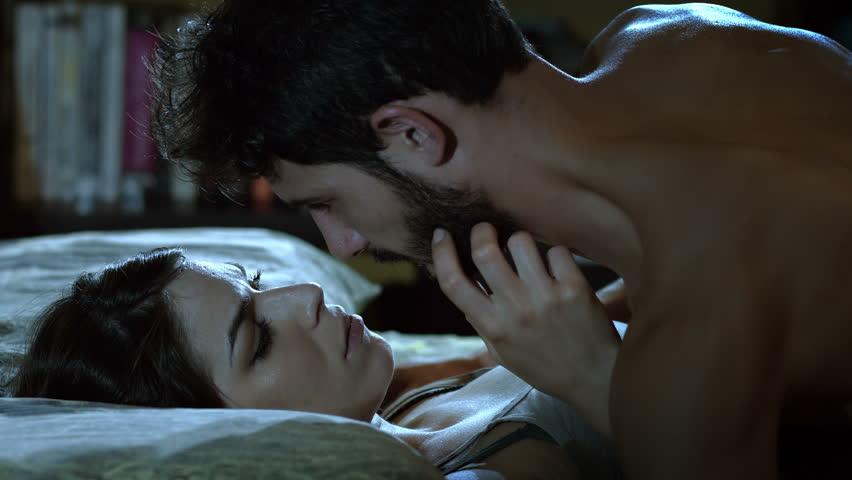 Couple having sex hotel
