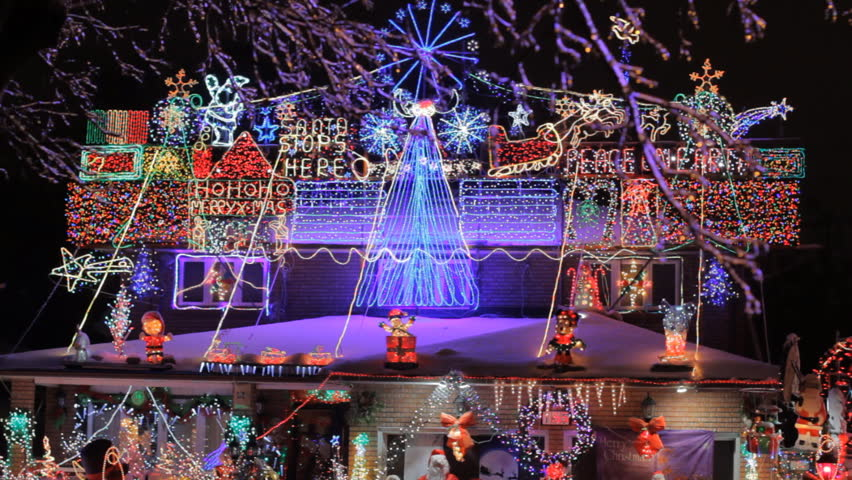 Christmas In Toronto Canada.Toronto December 26 Best Stock Footage Video 100 Royalty Free 8010247 Shutterstock