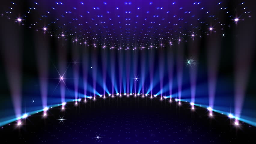 & Stage Light 2. Stock Footage Video 817327   Shutterstock azcodes.com