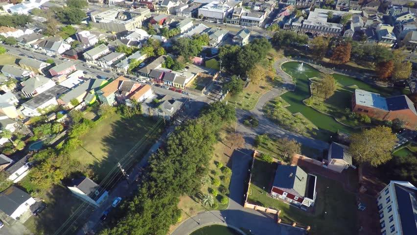 Armstrong Park New Orleans circa 2014