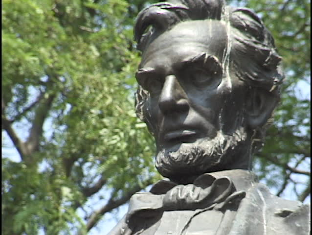 Header of Abraham Lincoln