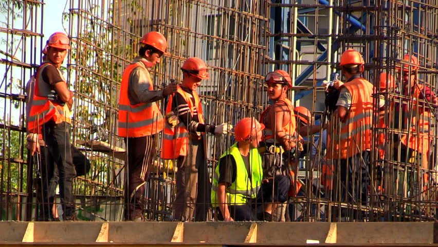 Image result for construction worker waiting