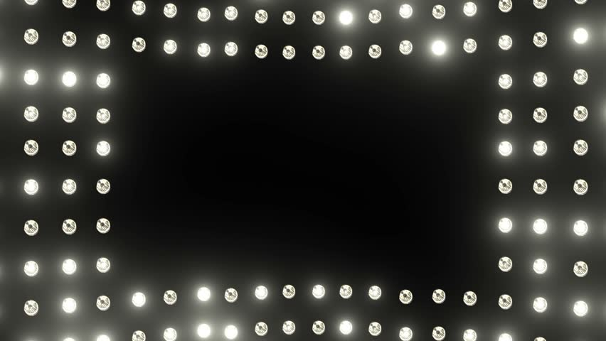 lighting frames. Glow Light Border - HD Stock Video Clip Lighting Frames
