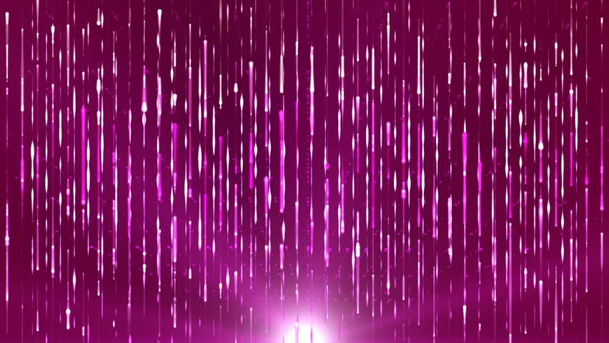 Fantasy abstract motion pink background shining star lights and particles | Shutterstock HD Video #8534587