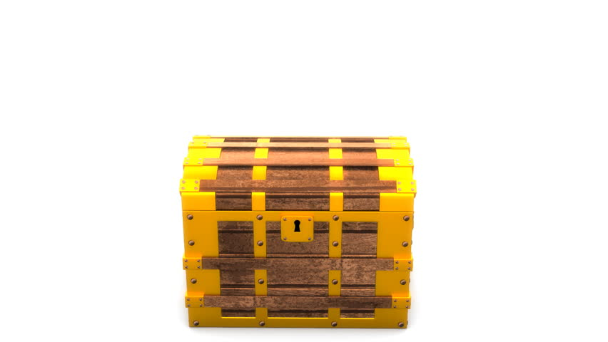 Treasure Chest Vector Art Image - Free Stock Photo -5971