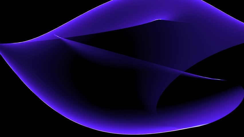 Abstract blue curve light & tech web laser rays,flowing digital wave background. cg_00072 | Shutterstock HD Video #8790397