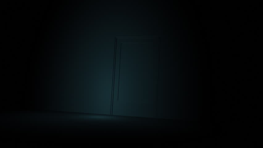 A door opening to shining light   Entry into the door | Shutterstock HD Video #883066