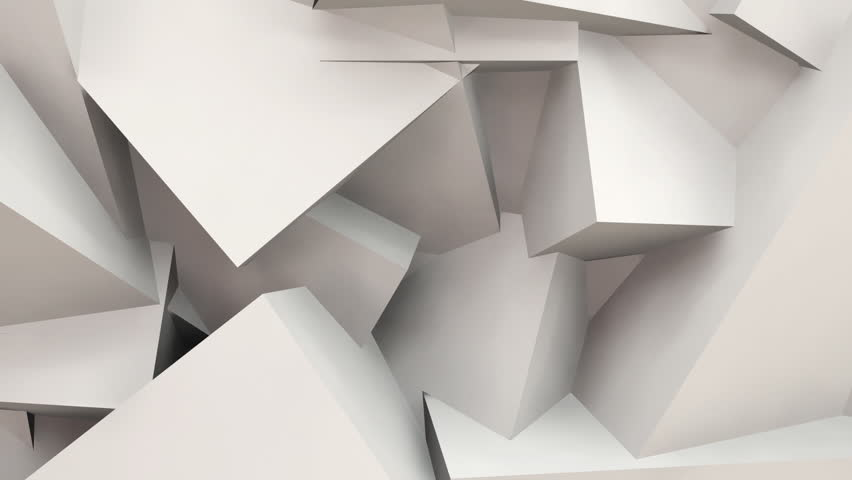 Falling cube  | Shutterstock HD Video #893827