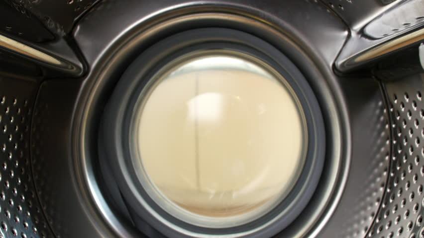 The washer machine hand job