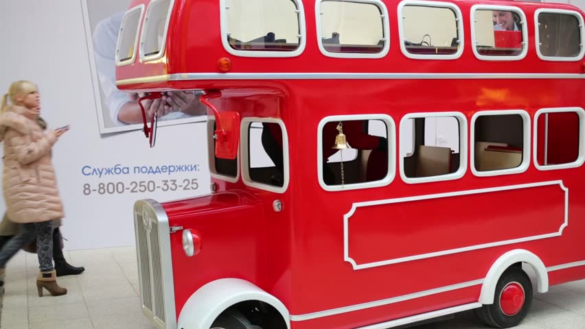 free samara russia jan red bus in ikea in samara with ikea rennes bus. Black Bedroom Furniture Sets. Home Design Ideas