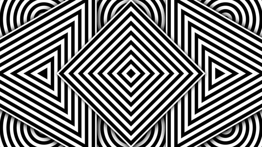 Art Using Lines And Shapes : Black and white geometric shapes pixshark