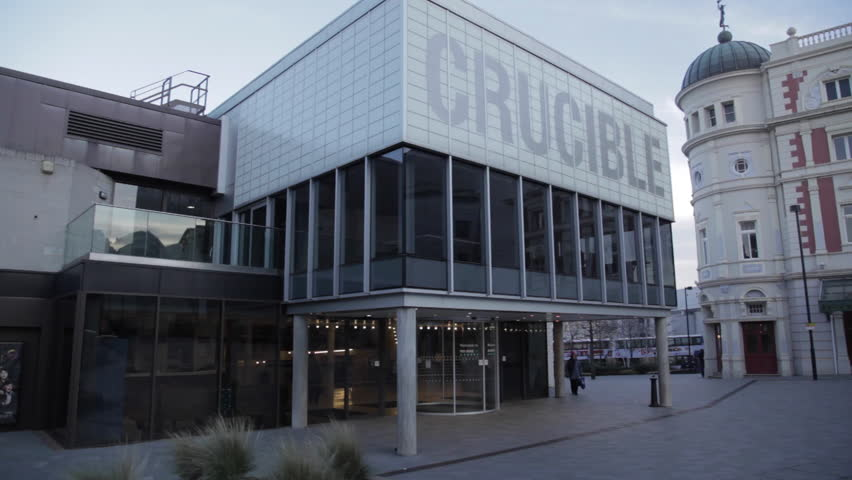Crucible & Lyceum Theatre, Sheffield, South Yorkshire, England, UK, Europe - December 2013
