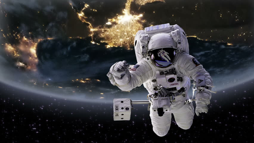 astronaut in space hd - photo #9