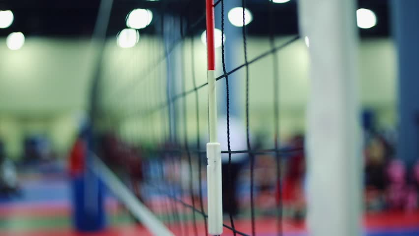 Volleyball Court Stock Footage Video | Shutterstock