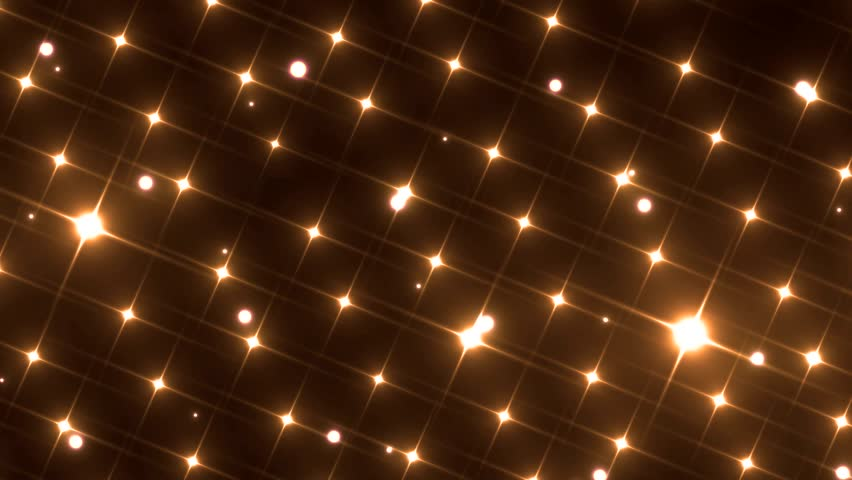 Flood lights disco background. Flood lights flashing. Orange background. Seamless loop. look more options and sets footage in my portfolio | Shutterstock HD Video #9879107
