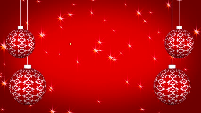 Red Christmas Ball Ornaments.Merry Christmas Typographical Animation Red Stock Footage Video 100 Royalty Free 988507 Shutterstock
